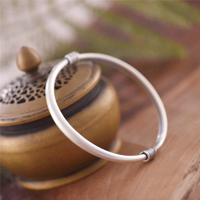 Women classic Bangles 925 sterling silver
