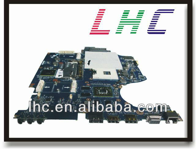 for dell studio motherboard for dell 1749 motherboard 0W87G9 intel and good quality