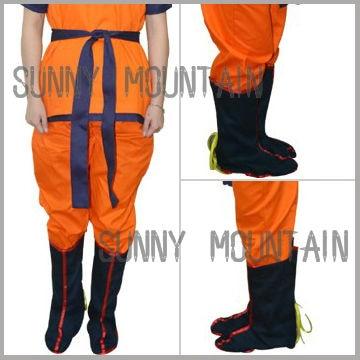 a9333307f04 Goku Kakarot  Kuririn  Yamcha  Dragon Ball cosplay shoe