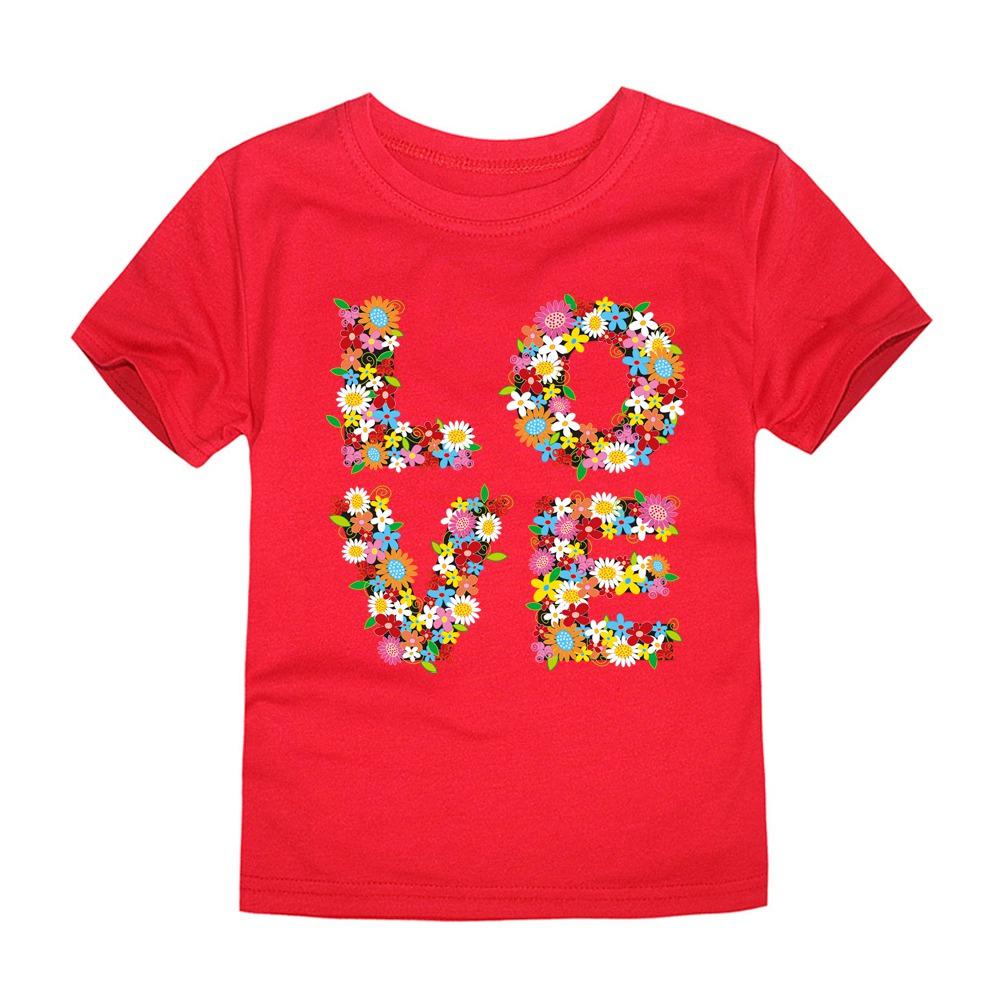 HTB1XfxTSFXXXXcPaXXXq6xXFXXX1 - SMHONG 2017 Baby Girls Flower T-shirt Summer Clothing for Girl Kids Tees Children Short Sleeve T shirt 100% cotton Top quality