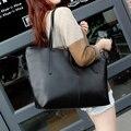 2016 nova primavera lazer de grande capacidade Bolsa de Ombro Bolsa saco mulheres sacos de compras saco de viagem