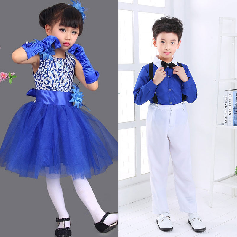 Girl Children Ballet Ballroom Dance Dress Competition Practice Clothes Kids Ballet Dress Performance Gymnastics Leotard Skirt