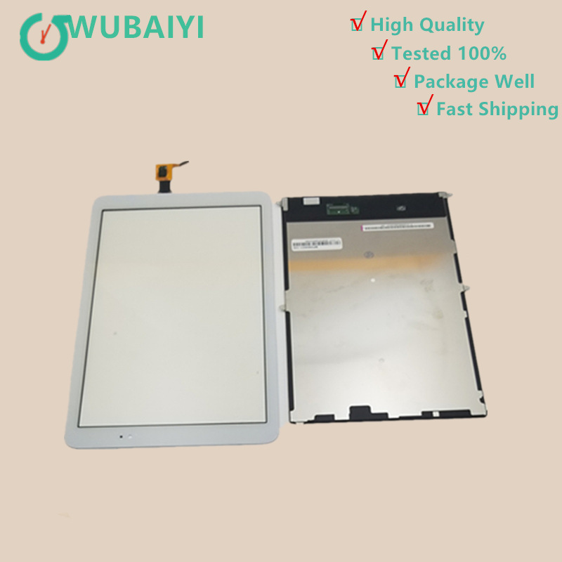 For Huawei Mediapad T1 10 Pro T1-A21 T1-A21L T1-A22L T1-A21W Touch Screen Digitizer +LCD Display Replacement