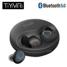 TWS Mini Wireless Earbuds In-ear Bluetooth Earphone V5.0 Sport IPX5 Waterproof with 500mAh Box for Smart Phone K10 sport earbuds