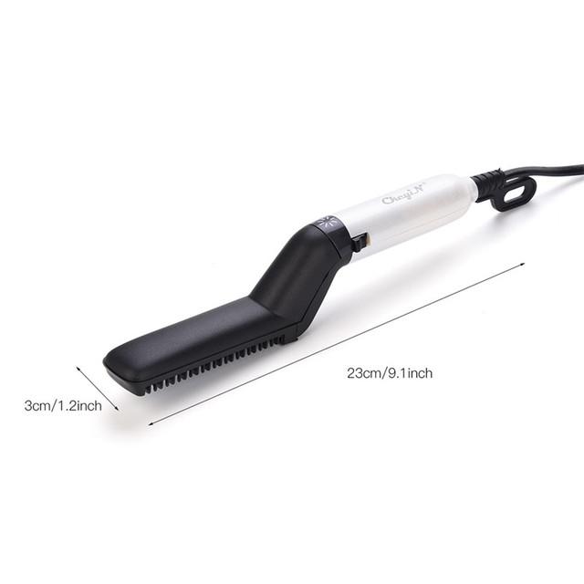 Multifunctional Hair Straightening Comb For Men