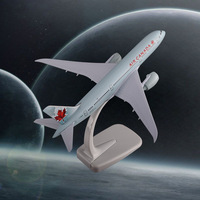 20cm B787 Air Canada Aircraft Model Boeing 787 Canadian Airline Crafts Group Metal Airplane Airbus Airways