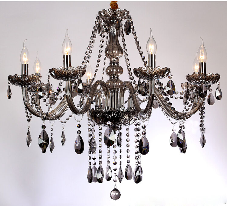 Modern Chandelier Wholesale: Online Buy Wholesale Grey Chandelier From China Grey