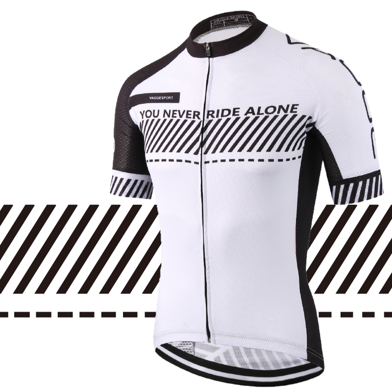 Venta al por mayor 2018 3xl Road Uv Ciclismo Jersey Hombres bicicleta de secado rápido China Ciclismo Top MTB Dry Racing White Fit en blanco en bicicleta camisas