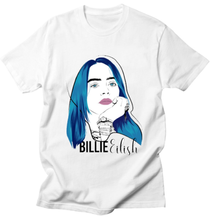 When We All Fall Asleep, Where Do Go? Billie Eilish T-shirt new Album 2019 Shirts Homme Novelty T shirt Men