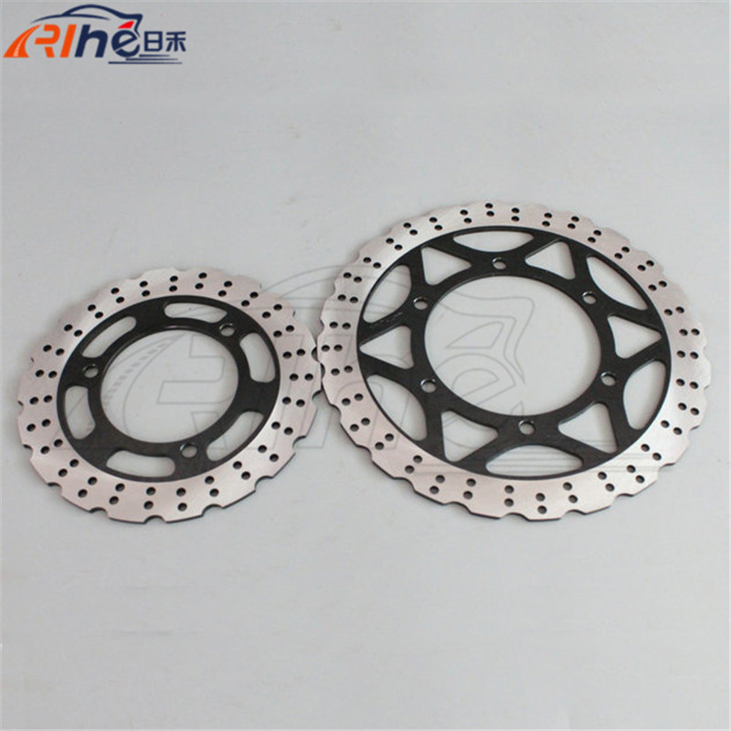 brand new motorcycle Aluminum alloy&Stainless steel front brake disc rotos For KAWASAKI EX250 NINJA 250 2008 2009 2010 2011 2012 hot sales for yamaha r1 fairings yzfr1 2007 2008 yzf r1 yzf r1 yzf1000 r1 07 08 red black abs fairings injection molding