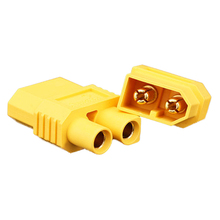 Amass XT60 E XT60 Male Plug To EC3 Female Converter Adapter Plug