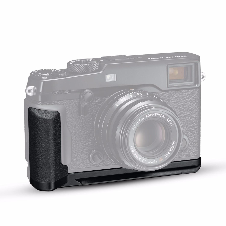 bilder für Neue MHG-XPRO2 Metallhandgriff für Fujifilm X-PRO2 L-förmige Vertikale Metall Kamera Schnellwechselplatte L-Halterung für Fuji X-Pro 2