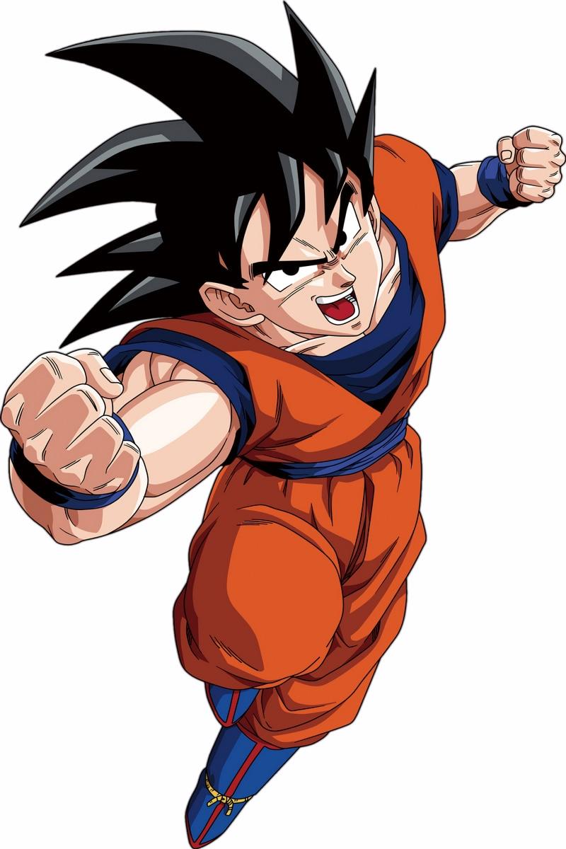 Goku Dragon Ball Z Super Super Saiyan Hero Kb181 Living