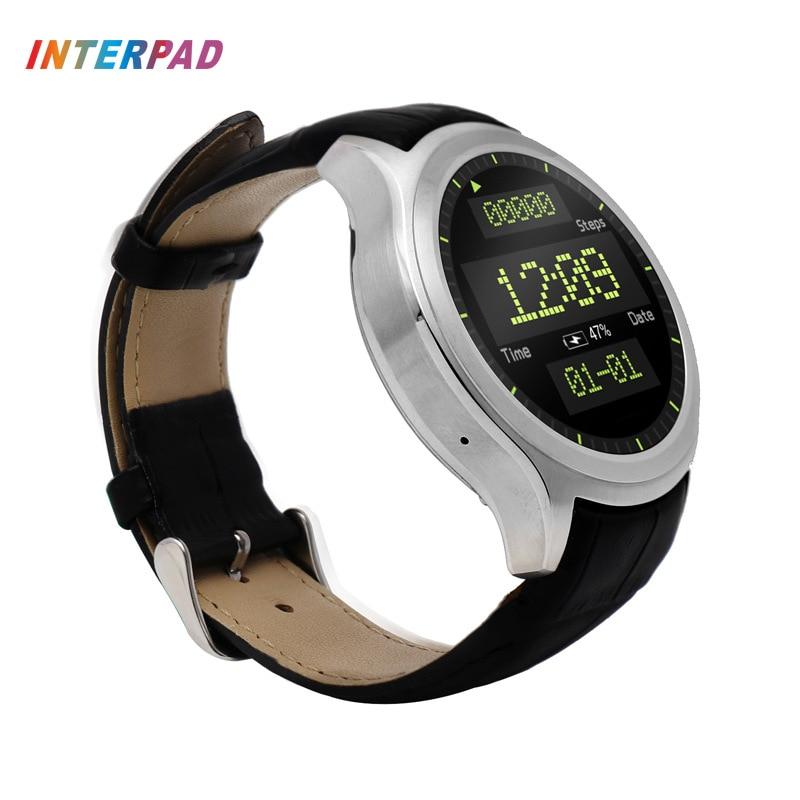 2017 de gama alta interpad 3g smart watch mtk6580 quad core 1G RAM 8G ROM Soport