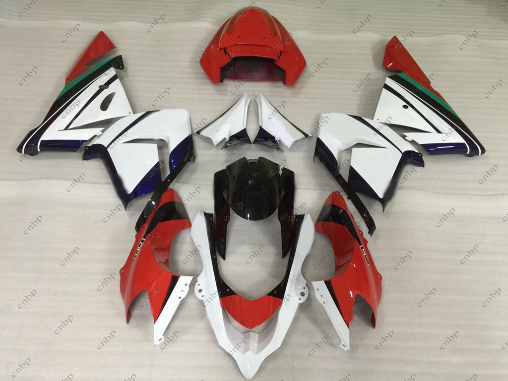 2005 for Kawasaki Zx10r Motorcycle Fairing  Zx-10r 04 Fairing for Kawasaki Zx10r 2004 Motorcycle Fairing 2004 - 2005 motorcycle black chain guards cover fit for kawasaki zx10 zx10r zx 10r 2004 2005 motorbike