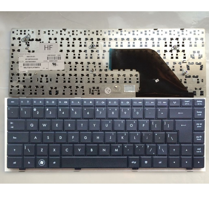 UI Black New English Replace laptop keyboard FOR HP CQ320 CQ321 CQ325 CQ326 CQ420 CQ421