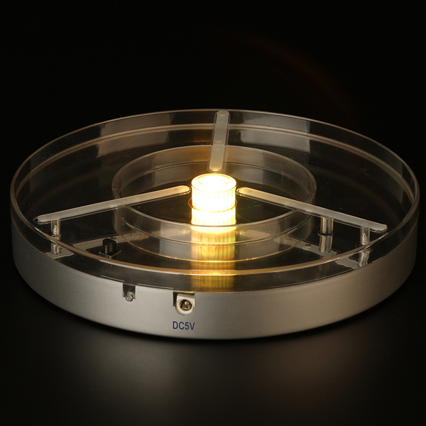 Amber Color LED Light Base