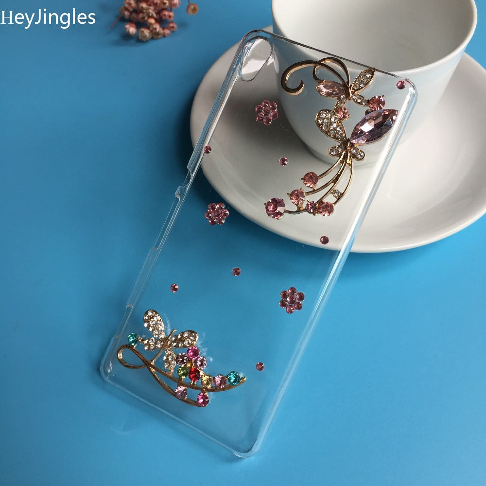 For Sony Xperia XA XA1 Phone Cases Rhinestone Case For Sony XA1 Ultra Mobile Phone Cover For Xperia XA Ultra Protective Case