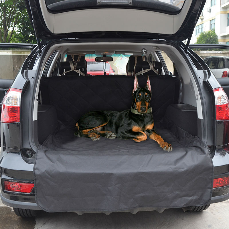 Car pet Dog/Cat Rear Back Seat Cover Pets PVC Waterproof Mat Pad Blanket Hammock Cushion Protector Pet auto Supplies car mat dog mat card luxury pet safty belt car mats after the seat small dogs dog mat hot sale a6089