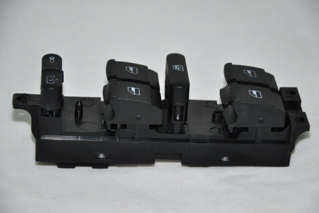 New Electric Power Window Master Switch 1J4959857C For VW Passat B5 Black [QPL1276]