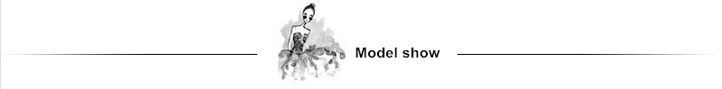 Model show_Arial 16