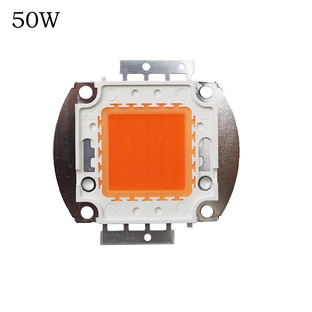 Deep Red LED CHIP 1W / 3W 10W / 20W / 30W / 50W / 100W Led Grow - Լուսավորության պարագաներ - Լուսանկար 2