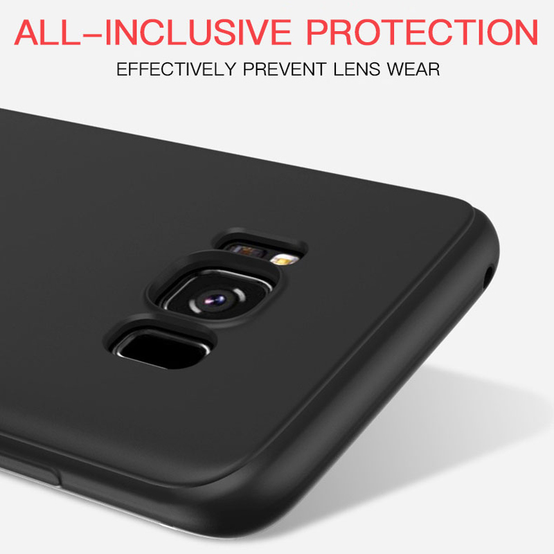 Ultra Thin Phone Case For Samsung Galaxy S6 S7 Edge S8 S9 Plus Note 9 A3 A5 A7 2017 2016 2015 TPU Silicone Back Cover Case