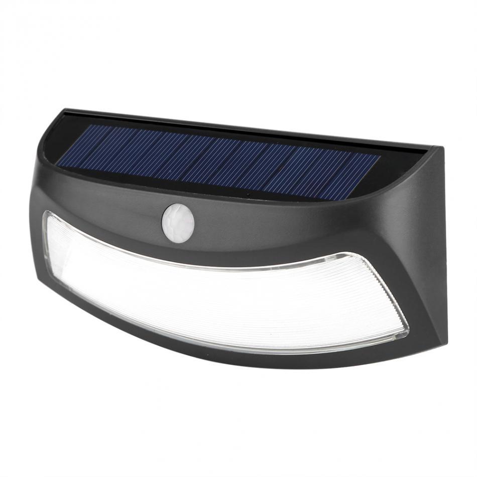 Outdoor Wall Light Bright: Aliexpress.com : Buy Super Bright Solar Wall Light 8 LED
