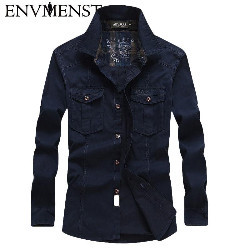 2017 nieuwe mannen denim shirt lange mouwen camisa masculina jurk shirt mannen merk mode camisa denim hombre jeans shirt