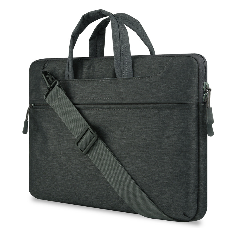 12 13.3 14 15.6 Inch Men or Women Laptop Handbag Notebook Computer Sleeve Bags Carrying Office Bussiness Preferred Travel Tote