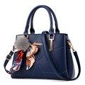 """Women messenger bags2017 new fashion handbags ribbon female celebrities worn one shoulder bag"