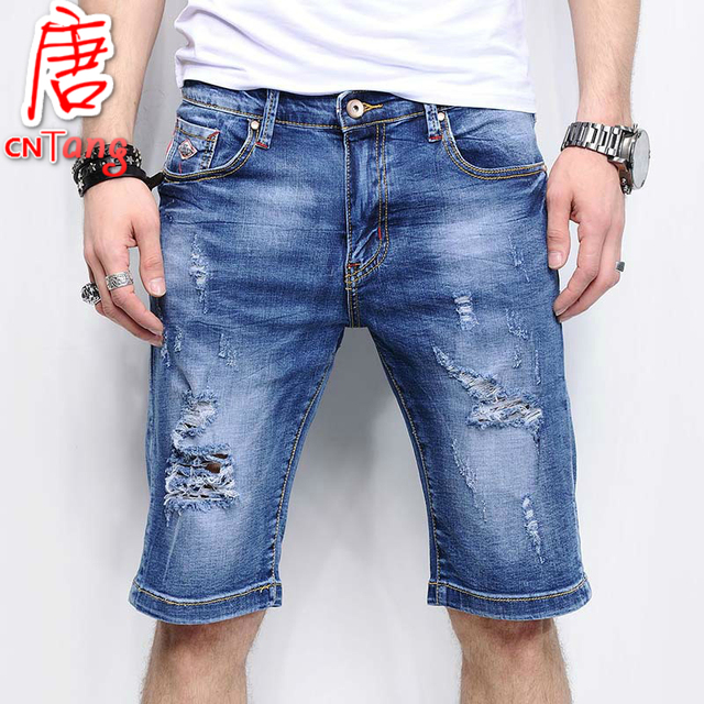 Aliexpress.com : Buy 2016 Men's Shorts Summer Knee length ...