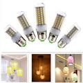 Bright LED Corn Bulb E27 SMD5730 220V 24 48 56 69 81 89LEDs No Flicker LED Corn Bulb Replacement Incandescent Bulbs Spotlight