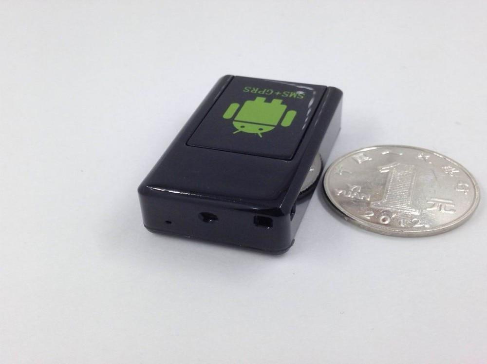 GF08 Mini Global Locator GPS MMS Photo Video Voice Recorder Camera GSM SIM GPRS Tracker for Kids Pets Elder Cars Anti Lost Alarm