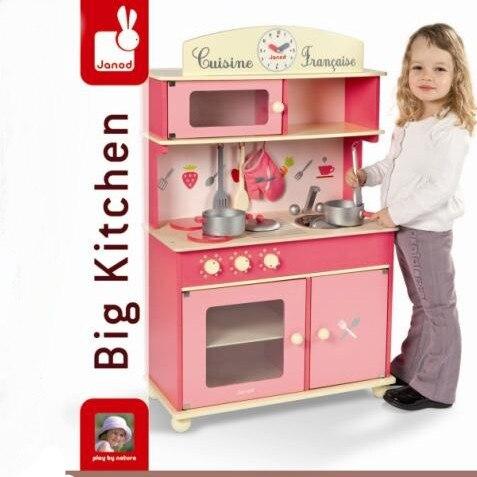 Princesse Janod Luxe Cuisine Jouet En Bois Dans Jouets Cuisine De
