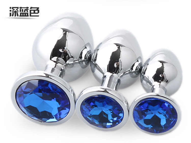 Detail Feedback Questions about Au Reve Large Size Metal Anal Plug with Colorful Rhinestone Good Quality Butt Plug Anal Sex Toys For Men Women Couple on Aliexpress.com - alibaba group - 웹