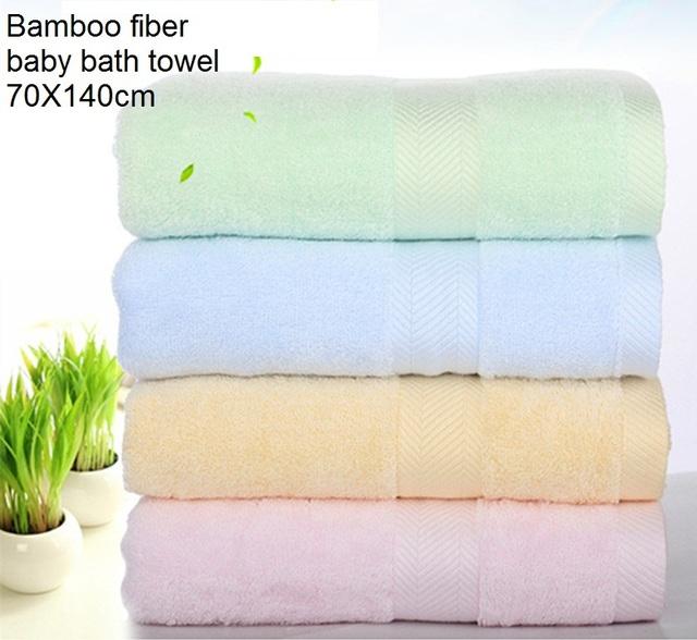 2016 nueva alta calidad de bambú 70 X 140 baño de toalla transpirable H1258 bambooee reutilizable de bambú toalla