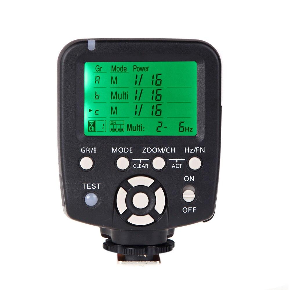 YONGNUO YN560-tx déclencheur flash trasmettitore pour yongnuo YN560III YN560IV speedlite pour Canon Nikon dslr fotocamere con livraison boîte
