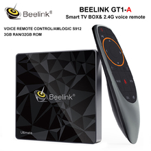 Beelink GT1 - A Android 7.1 Smart TV Box S912 Octa Core with