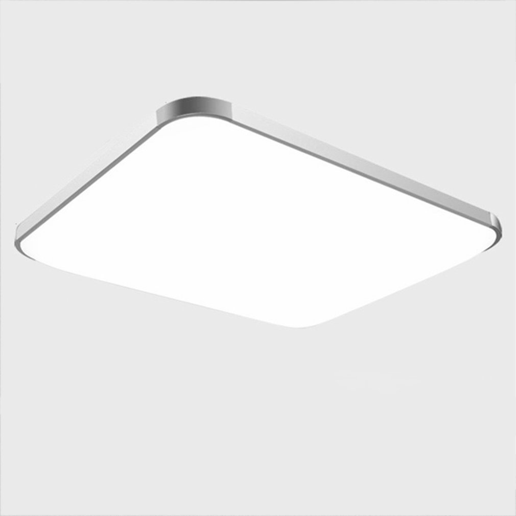 Ultra Thin Arylic Led Down Light Led Ceiling light 12w/24w/36w/48w/64w/72w/96w Aisle Square Panel Light Wholesale metal iron art led ceiling panel light dimmable 12w 36w 48w 72w 108w 960 9720lm indoor lamp square for living room bedroom