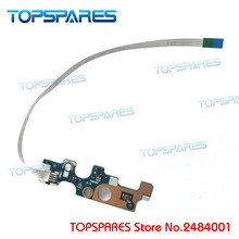цена на Free shipping Origina For DELL For Inspiron 5555 5558 5559 For Vostro 3458 Botton Series Power switch Board ON/OFF LS-B844P