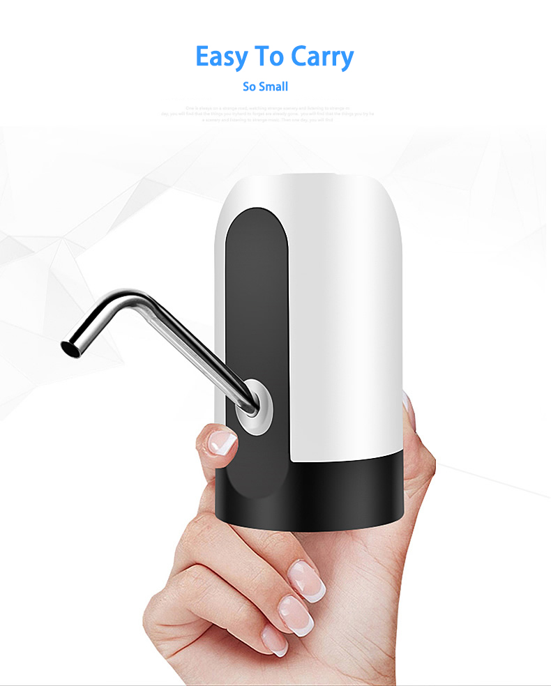 Automatic Water Dispenser 4