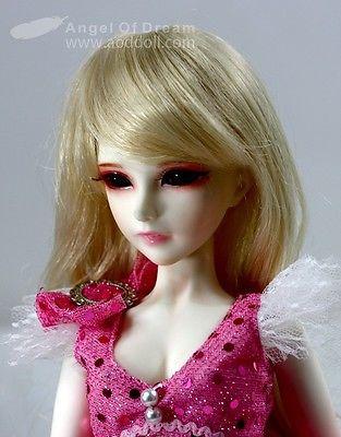 [wamami] AOD Mini 1/4 BJD Dollfie Girl Set* FREE FACE UP/EYES/~Wan Si [wamami] aod 1 3 bjd dollfie girl set free face up eyes hui xiang
