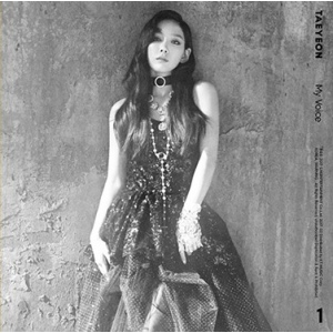 GIRLS GENERATION TAEYEON VOL 1 ALBUM - MY VOICE(I GOT LOVE VER)   Release Date 2017.03.02 aoa vol 1 angel s knock a ver release date 2017 01 03