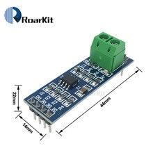 5 шт./лот MAX485 модуль, RS485 модуль, ttl поворот RS-485 модуль, MCU разработки аксессуары для arduino