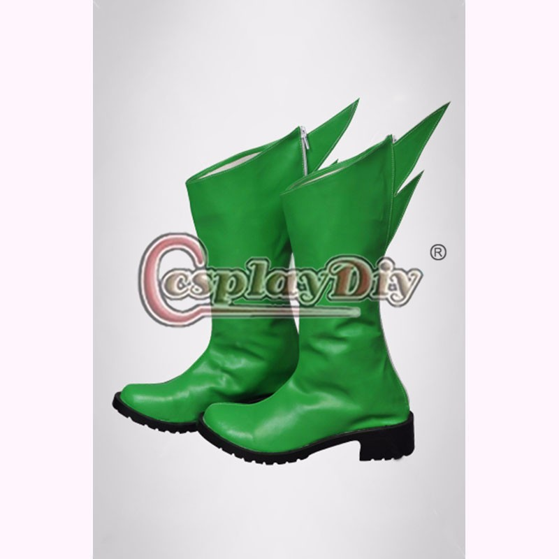 Batman-Poison-Ivy-Cosplay-Boots-Version-01-002