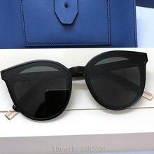 Модные корейские Винтажные Солнцезащитные очки черный Питер ретро круглые солнцезащитные очки для мужчин Wo мужские s нежные брендовые дизайнерские UV400 Oculos De Sol