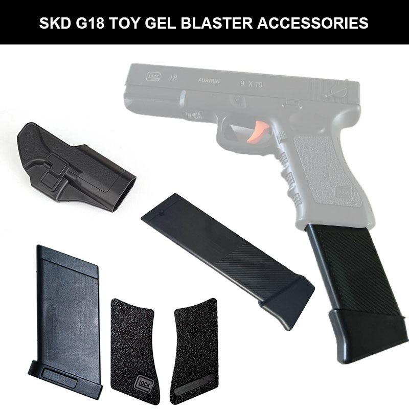Zhenduo Toy SKD G18  Gel Ball Blaster  Gun Accessories