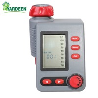 Solenoid Valve Water Timer Large Screen Digital Irrigation Timer Garden Watering Timer Home Automatic Controller 21006