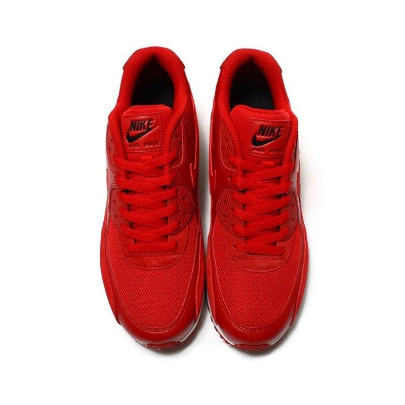 NIKE AIR MAX 90 ESSENTIEL de Original Et Authentique Hommes chaussures de course Sport baskets d'extérieur Confortable Durable Respirant 537384 - 3